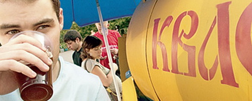 В Воронеже станут продавать больше кваса и мороженого.