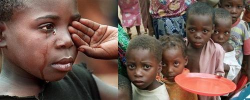 Почему африканские дети не плачут