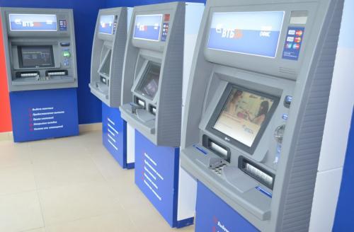 Банкоматы ВТБ24 | Снятие и внесение наличных