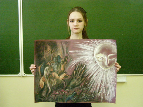 "... глазами ребенка!""   Тольятти конкурс: www.tlttimes.ru/blog/contest/6582.html"